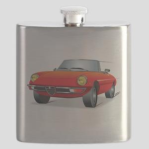 Italian Graduate Flask