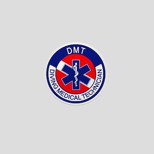 DMT Logo Mini Button