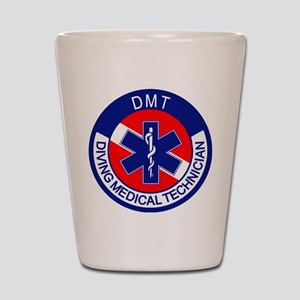 DMT Logo Shot Glass