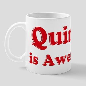 Quincy is Awesome Mug