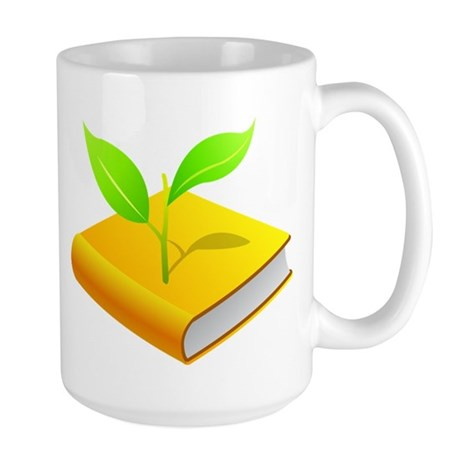 Plant the Seed Large Mug