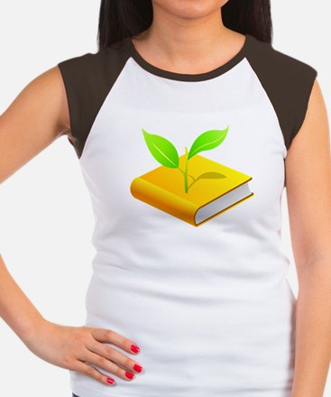 Plant the Seed Women's Cap Sleeve T-Shirt