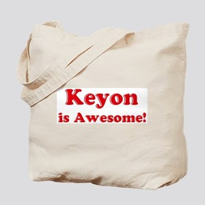 Keyon is Awesome Tote Bag