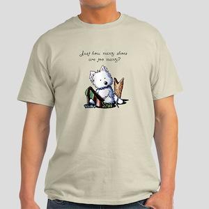 Shoe Diva Light T-Shirt
