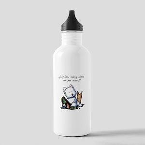 Shoe Diva Stainless Water Bottle 1.0L
