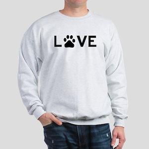 Love Paw Sweatshirt