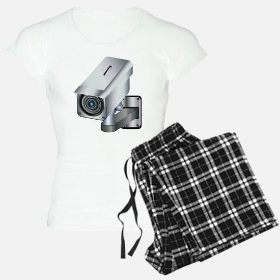 Security Camera Pajamas