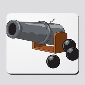 Cannonball Mousepad