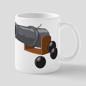 Cannonball Mug
