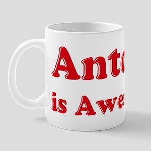 Antony is Awesome Mug