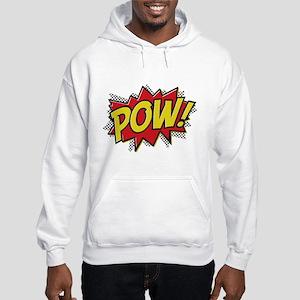 Pow Hooded Sweatshirt