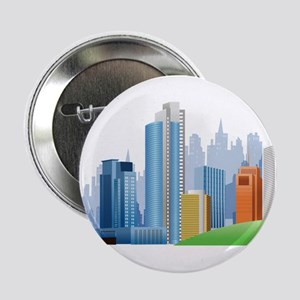 "Skyline 2.25"" Button"