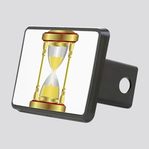 Hourglass Rectangular Hitch Cover