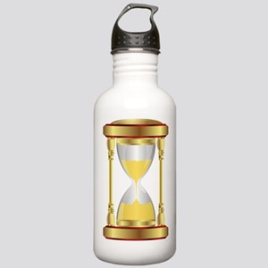 Hourglass Stainless Water Bottle 1.0L