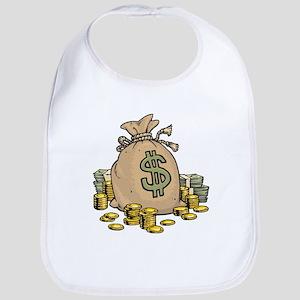 Money Bags Bib