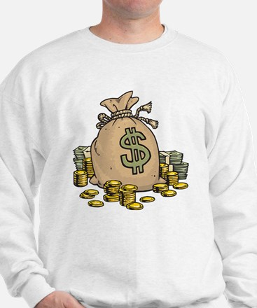 Money Bags Sweatshirt