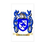 Archimbeaud Sticker (Rectangle)