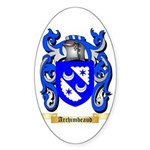Archimbeaud Sticker (Oval 10 pk)