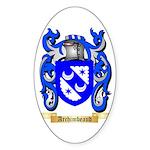 Archimbeaud Sticker (Oval 50 pk)