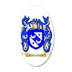 Archimbeaud 35x21 Oval Wall Decal