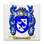 Archimbeaud Tile Coaster