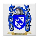 Archimbaud Tile Coaster
