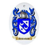 Archimbaud Ornament (Oval)