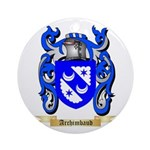 Archimbaud Ornament (Round)