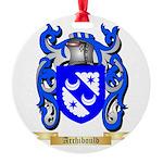 Archibould Round Ornament