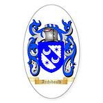 Archibould Sticker (Oval 10 pk)