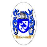 Archibould Sticker (Oval 50 pk)