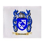 Archibould Throw Blanket