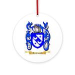 Archibould Ornament (Round)