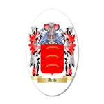 Archi 35x21 Oval Wall Decal
