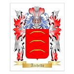 Archetto Small Poster