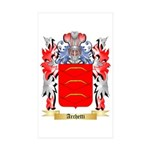 Archetti Sticker (Rectangle 50 pk)