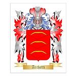 Archetti Small Poster