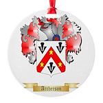 Archerson Round Ornament