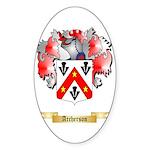 Archerson Sticker (Oval 50 pk)