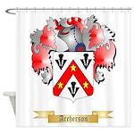 Archerson Shower Curtain