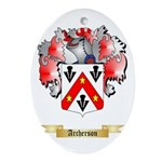 Archerson Ornament (Oval)