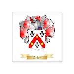 Archer Square Sticker 3