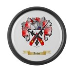 Archer Large Wall Clock