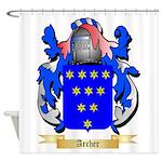 Archer (Warwick) Shower Curtain