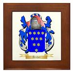 Archer (Warwick) Framed Tile