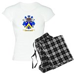 Archdeacon Women's Light Pajamas