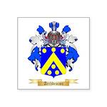 Archdeacon Square Sticker 3
