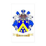 Archdeacon Sticker (Rectangle 10 pk)