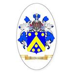 Archdeacon Sticker (Oval)