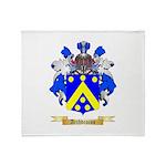 Archdeacon Throw Blanket